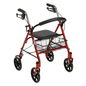 Rollator (Star Medical and Bed Rentals)