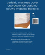 bariatric mattress cover (Star Medical and Bed Rentals)