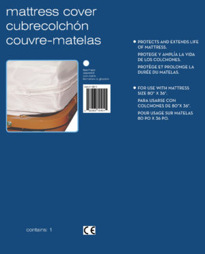 mattress cover (Star Medical and Bed Rentals)