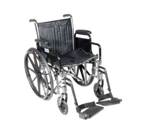 Wheelchairs (Star Medical and Bed Rentals)