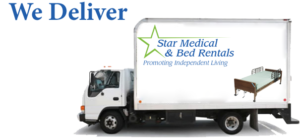 We Deliver (Star Medical & Bed Rentals)