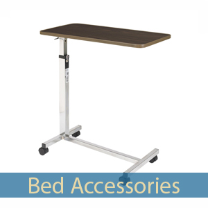 Hospital Bed Acessories (Star Medical and Bed Rentals)