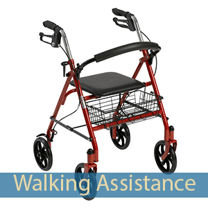 Walking Assistance - Home Health Care Products (Star Medical and Bed Rentals)