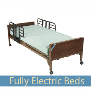 Fully Electric Hospital Beds (Star Medical and Bed Rentals)